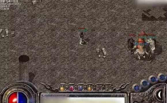 游戏中怪物攻城怎么玩